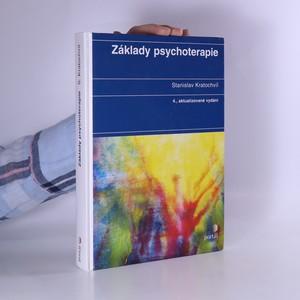 náhled knihy - Základy psychoterapie