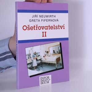 náhled knihy - Ošetřovatelství II