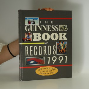 náhled knihy - The Guinness Book of records 1991