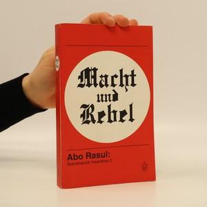 náhled knihy - Macht und Rebel