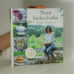 náhled knihy - Nová biokuchařka Hanky Zemanové
