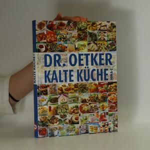 náhled knihy - Dr. Oetker Kalte Küche von A-Z