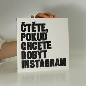 náhled knihy - Čtěte, pokud chcete dobýt Instagram
