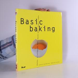 náhled knihy - Basic baking (česky)