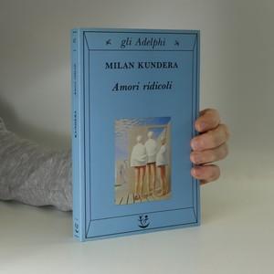 náhled knihy - Amori ridicoli