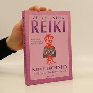 náhled knihy - Velká kniha Reiki