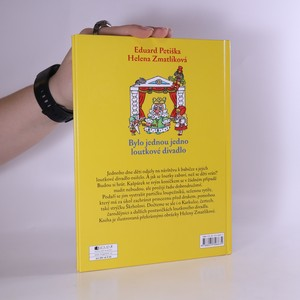 antikvární kniha Bylo jednou jedno loutkové divadlo, 2008