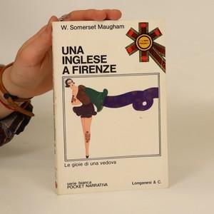 náhled knihy - Una inglese a Firenze