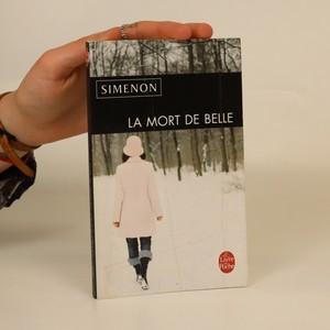 náhled knihy - La mort de belle