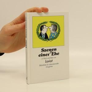 náhled knihy - Szenen einer Ehe in Wort und Bild von Loriot