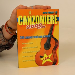 náhled knihy - Il canzoniere. 2000 note