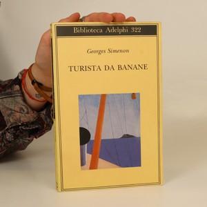 náhled knihy - Turista da banane