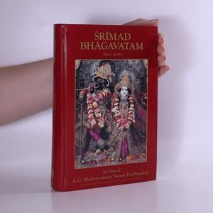 náhled knihy - Śrímad Bhagavatam. Zpěv druhý