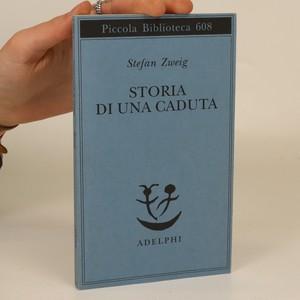 náhled knihy - Storia di una caduta