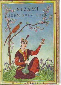 náhled knihy - Sedm princezen