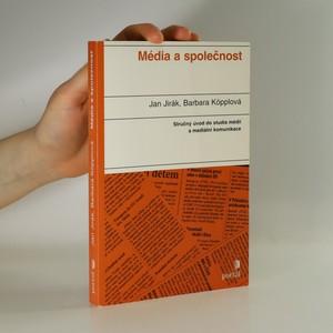 náhled knihy - Média a společnost