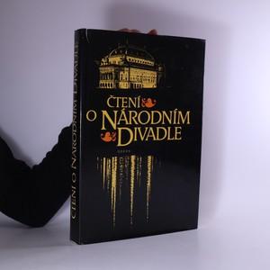 náhled knihy - Čtení o Národním divadle. Útržky dějin a osudů