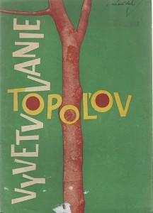 náhled knihy - Vyvetvovanie topoľov