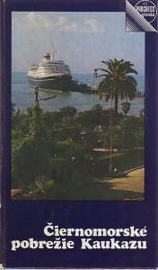 náhled knihy - Čiernomorské pobrežie Kaukazu