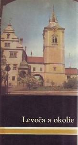 náhled knihy - Levoča a okolie