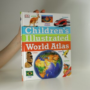 náhled knihy - Children's Illustrated World Atlas