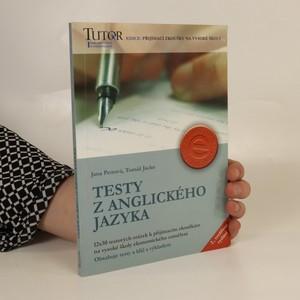 náhled knihy - Testy z anglického jazyka