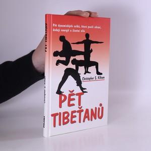 náhled knihy - Pět Tibeťanů