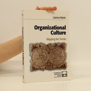 náhled knihy - Organizational culture: Mapping the terrain
