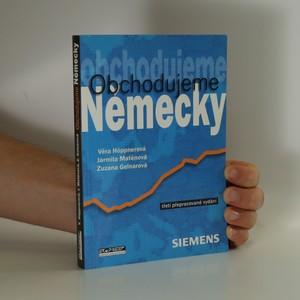 náhled knihy - Obchodujeme německy