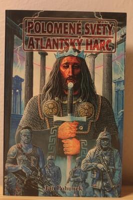 náhled knihy - Polomené světy : atlantský harc