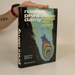 náhled knihy - Návraty první dámy : o kometě Halleyově i těch druhých