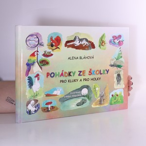 náhled knihy - Pohádky ze školky pro kluky a pro holky