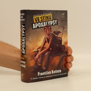 náhled knihy - Ve stínu apokalypsy : Antologie české fantastiky