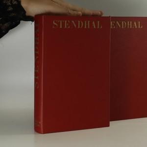 náhled knihy - Kartouza parmská. Červený a černý (dva svazky)