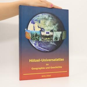 náhled knihy - Hölzel-Universalatlas zu Geographie und Geschichte