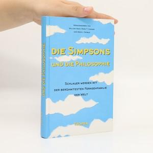 náhled knihy - Die Simpsons und die Philosophie