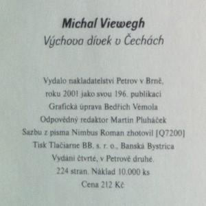 antikvární kniha Výchova dívek v Čechách, 2001
