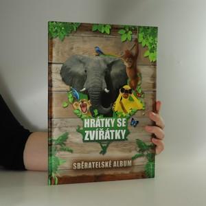 náhled knihy - Hrátky se zvířátky. Sběratelské album.