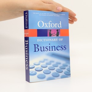 náhled knihy - Oxford dictionary of business