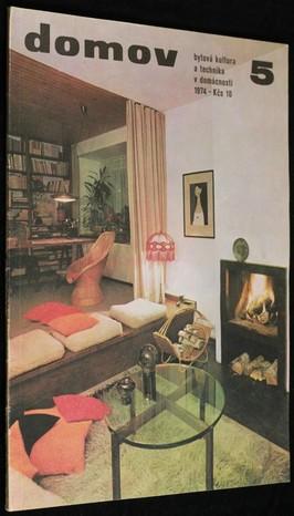 náhled knihy - Bytová kultura a technika v domácnosti 5