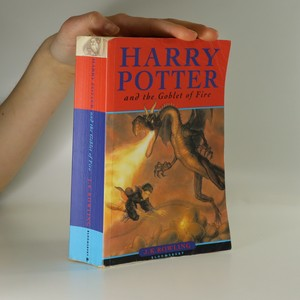 náhled knihy - Harry Potter and the Goblet of Fire