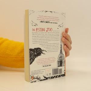 antikvární kniha The Petting Zoo, 2011