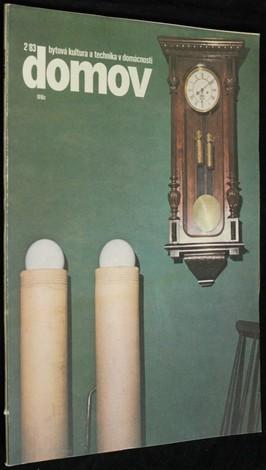 náhled knihy - Bytová kultura a technika v domácnosti 2