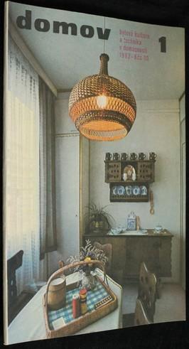 náhled knihy - Bytová kultura a technika v domácnosti 1