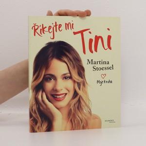 náhled knihy - Říkejte mi Tini: Moje kniha