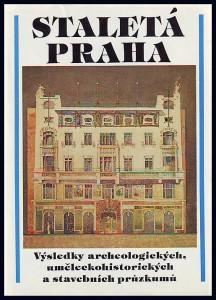náhled knihy - Staletá Praha XVIII. Výsledky archeologických, uměledkohistorických a stavebních průzkumů
