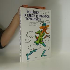 náhled knihy - Pohádka o třech podivných tovaryších