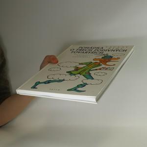 antikvární kniha Pohádka o třech podivných tovaryších, 2002