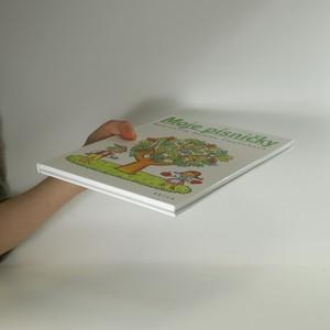 antikvární kniha Moje písničky, 2007