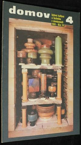 náhled knihy - Bytová kultura a technika v domácnosti 4